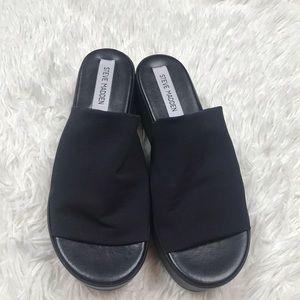 Like new Steve Madden Platform Sandals Size 5